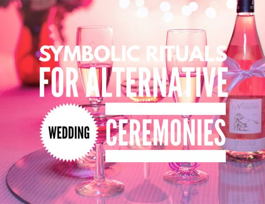 Symbolic Rituals For Alternative Wedding Ceremonies with Michelle Taylor The Funky Celebrant and Owen Strickland, Magician