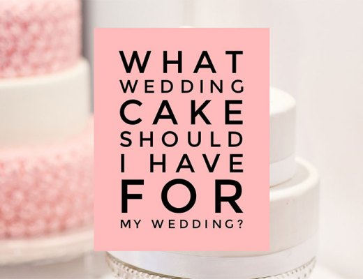 What Wedding Cake Should I Have For My Wedding with Monika Clough, The Icing Fairy