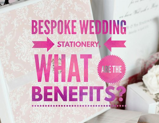 Bespoke Wedding Stationery What Are The Benefits with Philip Field from Card and Light
