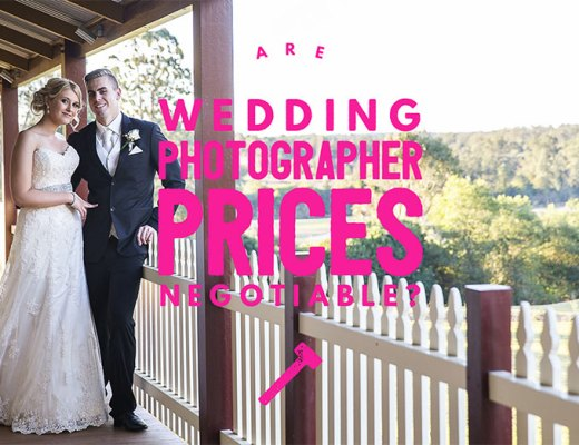 Are Wedding Photographer Prices Negotiable with James Goodall from Good Snap Photography