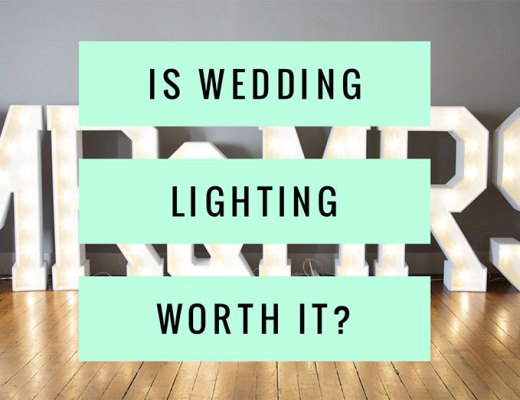 Is Wedding Lighting Worth it with Kerri Ellis from Epic Event Hire