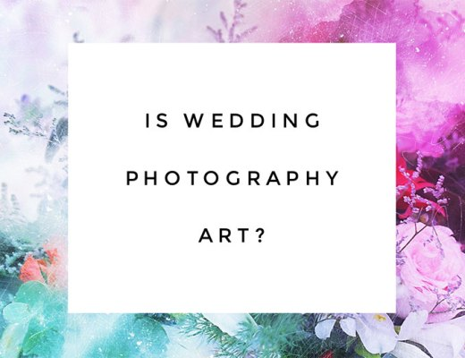Is Wedding Photography Art with Caroline Opacic Photography