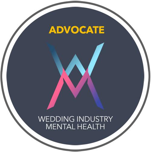 Official WIMH Advocate Badge