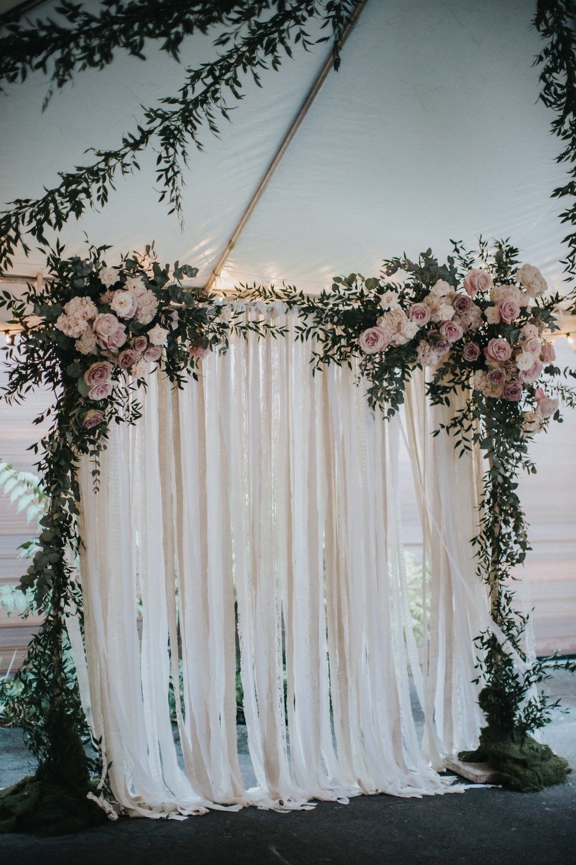 Wedding Backdrops; Do It Yourself  Wedding Estates