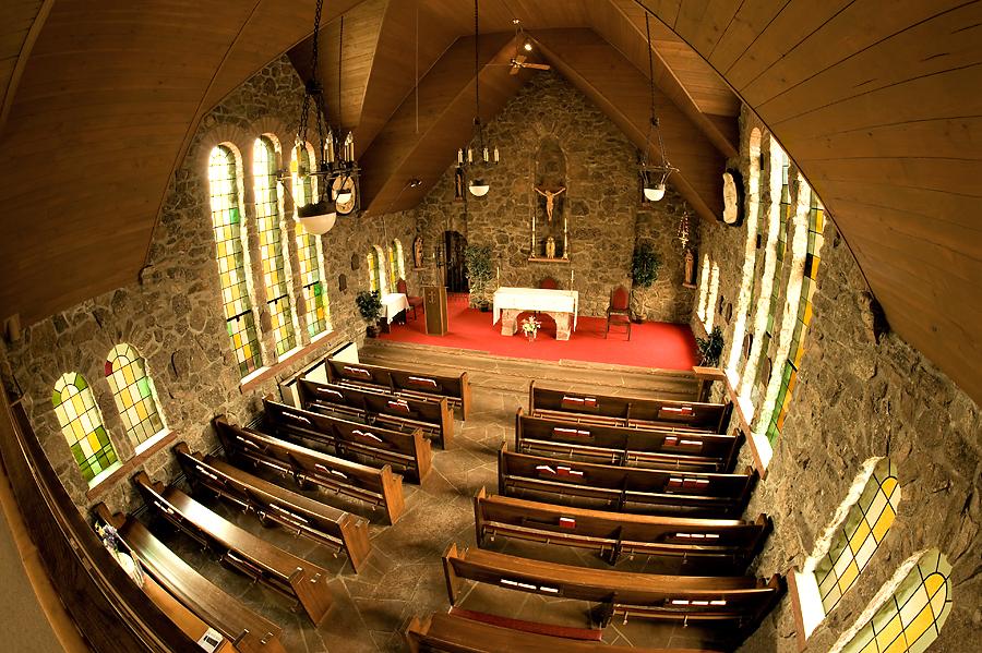 Chapel on the Rock  Allenspark Colorado  Aspen Wedding