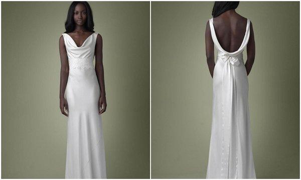 Wedding Dress Style Guide: Necklines