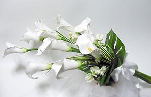 アームブーケ 花 カラー 結婚
