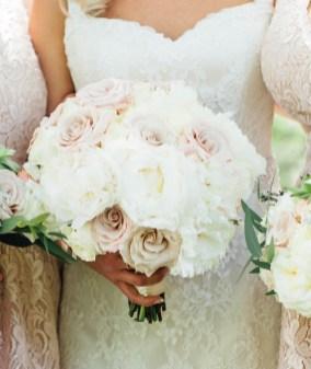 bllush bridal bouquet