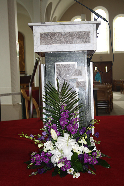 chair for baby folding mechanism church and ceremony flowers - wedding galway