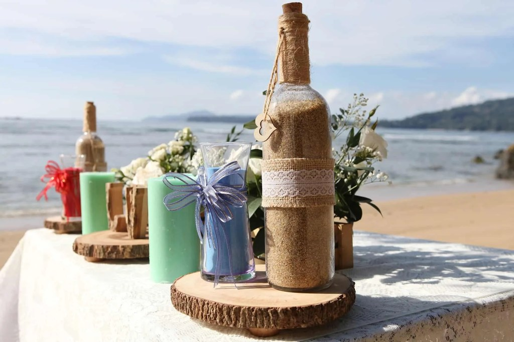 Chris & Caitlin Beach Wedding, Hua Beach 20th June 2019 4