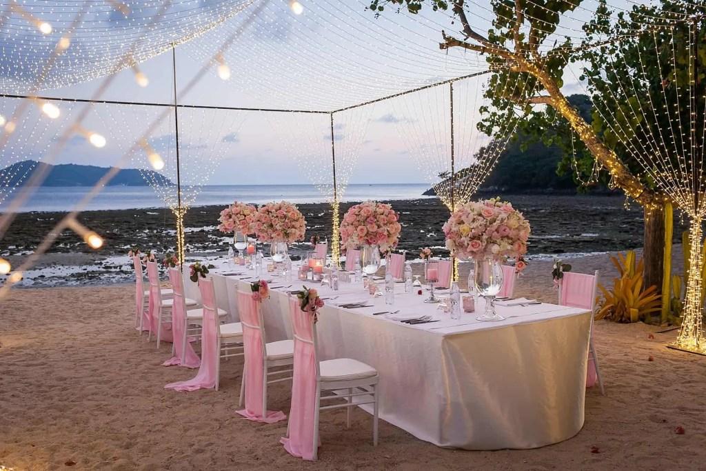 Tanya & Giorgio Beach Wedding 9th March 2019, Thavorn Beach Village 363