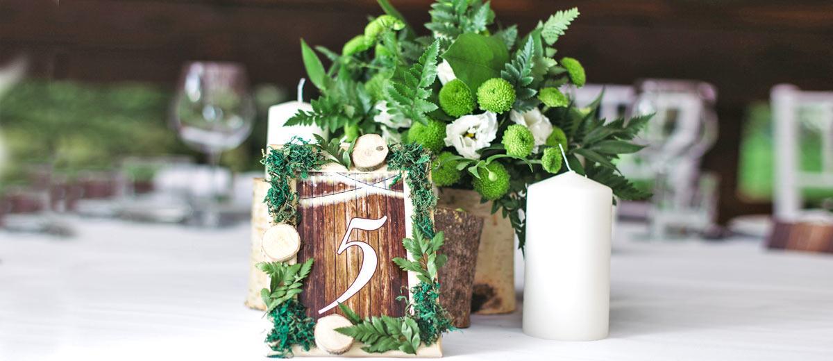30 Greenery Wedding Decor Ideas: Budget Friendly Wedding Trend