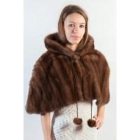 Mink Fur Stole | Real Fur Stoles e Shawls