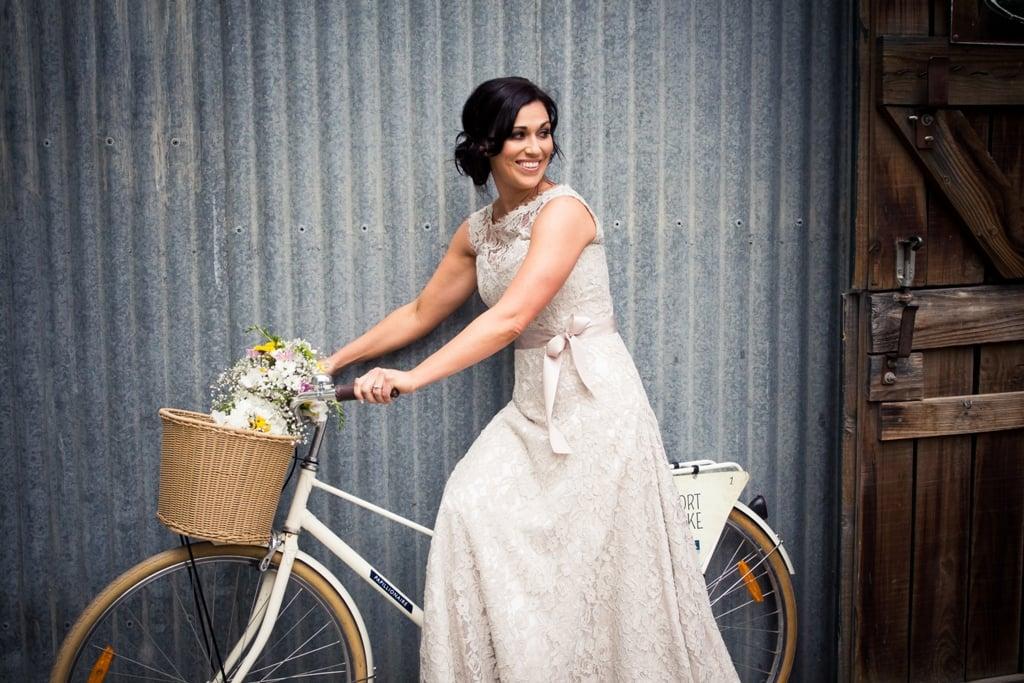 Keelie's Wedding Dress Preservation In Victoria, Australia