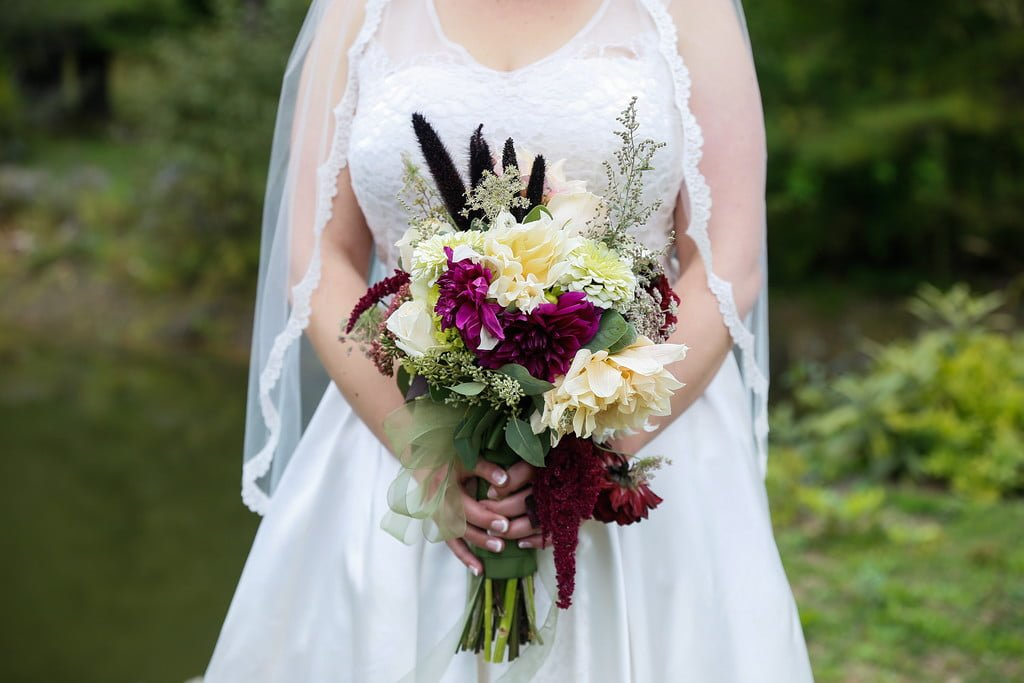 Tracey's Wedding Dress Restoration In Massachusetts