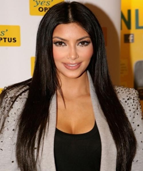 Kim Kardashian Latest Hairstyles Weddingguideline