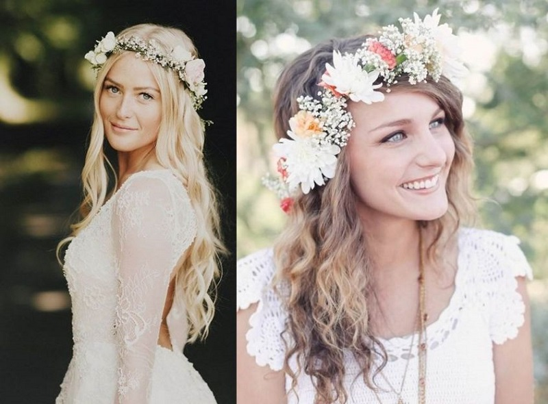 Hairstyles from bohochic the most fashion proposals