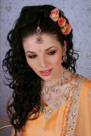 bridal hair styles design