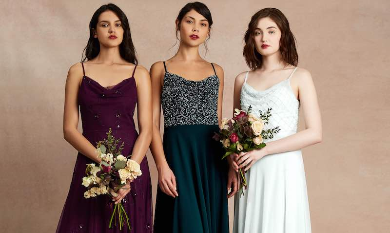 Motee Maids Has Launched Its 2019/2020 Bridesmaid Dresses