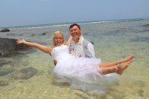 Barefoot Beach Wedding Dresses
