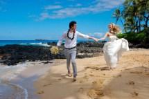 Barefoot Wedding Maui
