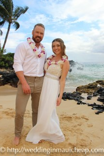 Beach Wedding Vow Renewal Dress