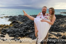 Affordable Beach Weddings Maui