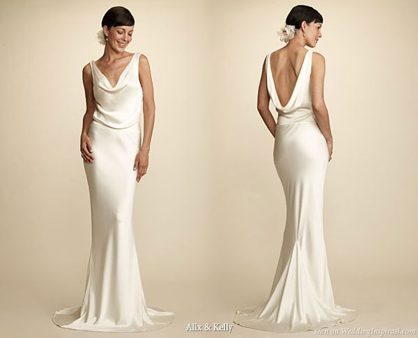 Alix & Kelly Elegant Wedding Gowns