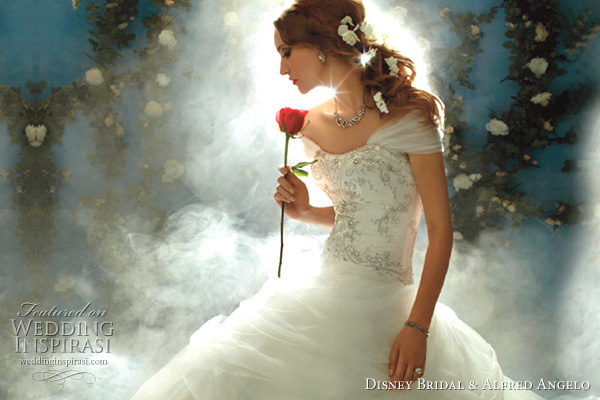 Disney Fairy Tale Weddings By Alfred Angelo