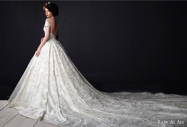 Rami Al Ali 2015 Wedding Dresses