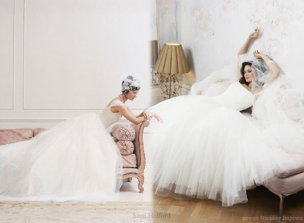 Sassi Holford Wedding Gowns