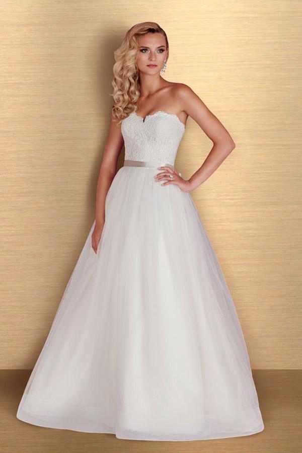 Paloma Blanca Wedding Dresses  Wedding Journal