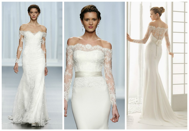 Top 25 Off The Shoulder Wedding Dresses To Suit Your Shape
