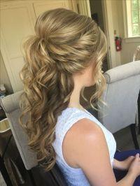 Wedding Hairstyles Half Up Half Down - : Half-Up Half-Down ...