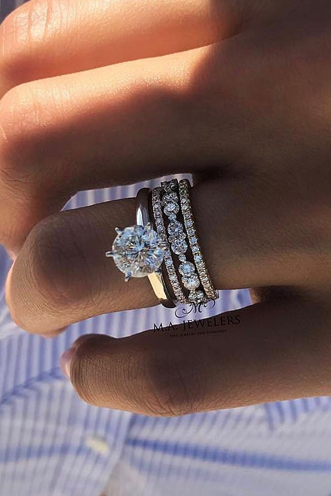 Engagement Rings 30 The Most Beautiful Gold Engagement