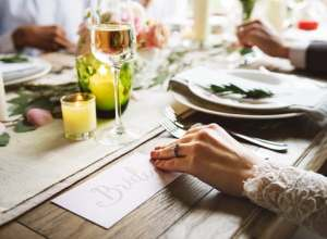 Money-Saving Tips For Your Wedding Reception