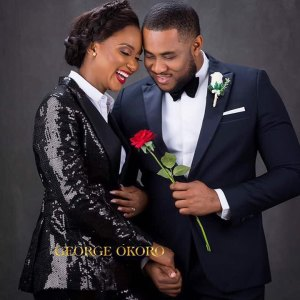 Whao! Check out The Stunning Pre-Wedding Photos of Former Most Beautiful Girl in Nigeria Tourism 2013
