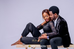 "#The  Banjokos17: Saxophonist Beejay Shares Pre-Wedding Photos With His ""Partner Forever"""