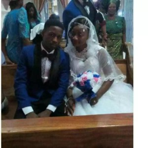 Check Out The Youngest Couple in Town! Two Teenagers Tied The Knots in Abia State