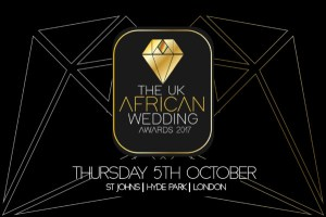 Count Down to The 2017 UK African Wedding Awards! Here are the finalists.