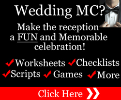 MC A Wedding