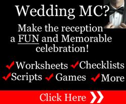 MC A Wedding