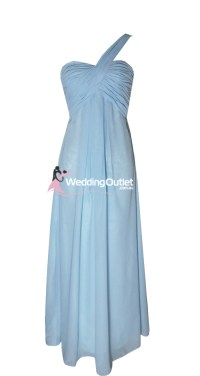 Baby Blue Bridesmaid Dresses - Gown And Dress Gallery
