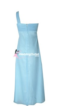 Baby Blue Bridesmaid Dresses Style #F101 - WeddingOutlet ...