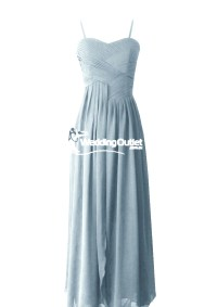 Dusty Blue Bridesmaid Dresses style #AF101