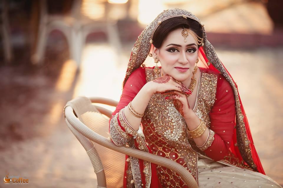 Latest Pakistani Bridal Dresses in 2017