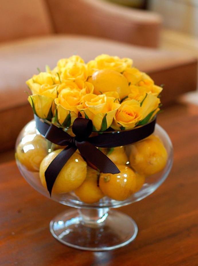 6 Centros de mesa para las bodas de otoo  Wedding Passion