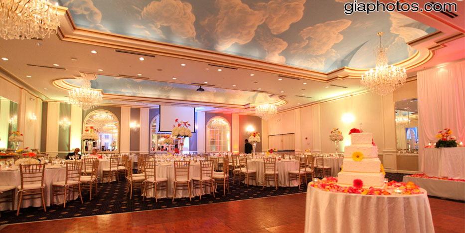 Favorite wedding venues European Crystal Banquets in Arlington Heights  Chicago Wedding