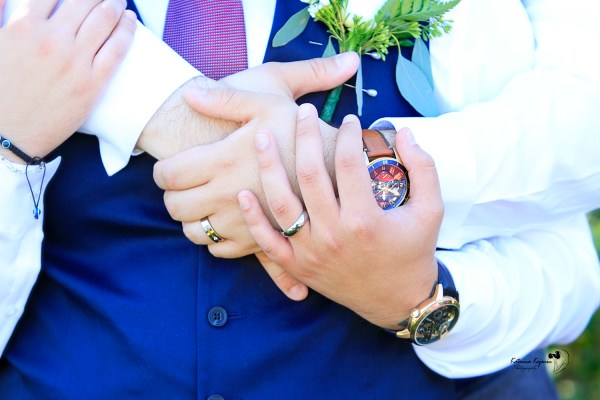 Same sex wedding photography packages, gay beach wedding photography and LGBTQ+ wedding photography services
