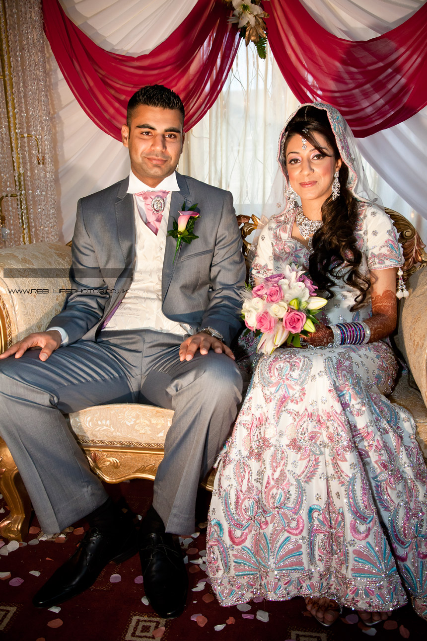 ReelLifePhotos Wedding Photography  Blog Archive  Last day of Shareens Asian wedding at Al